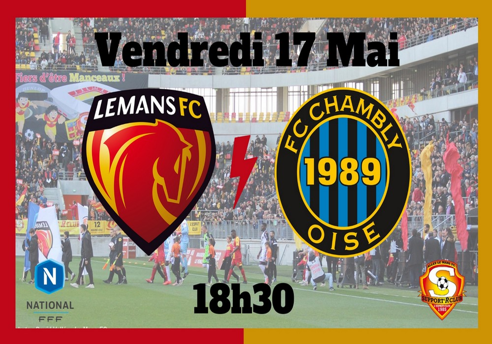le mans chambly 1000x700