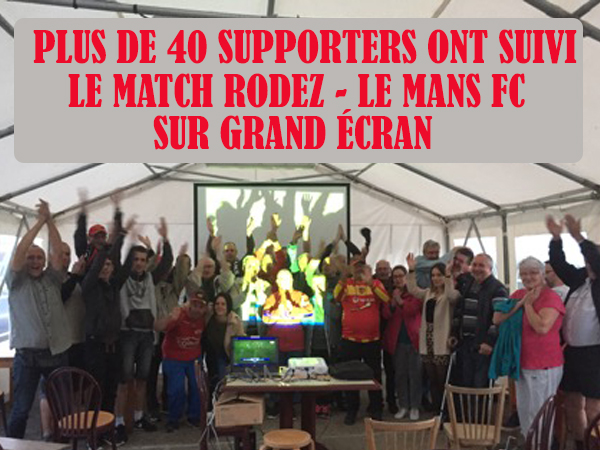 40 supporters