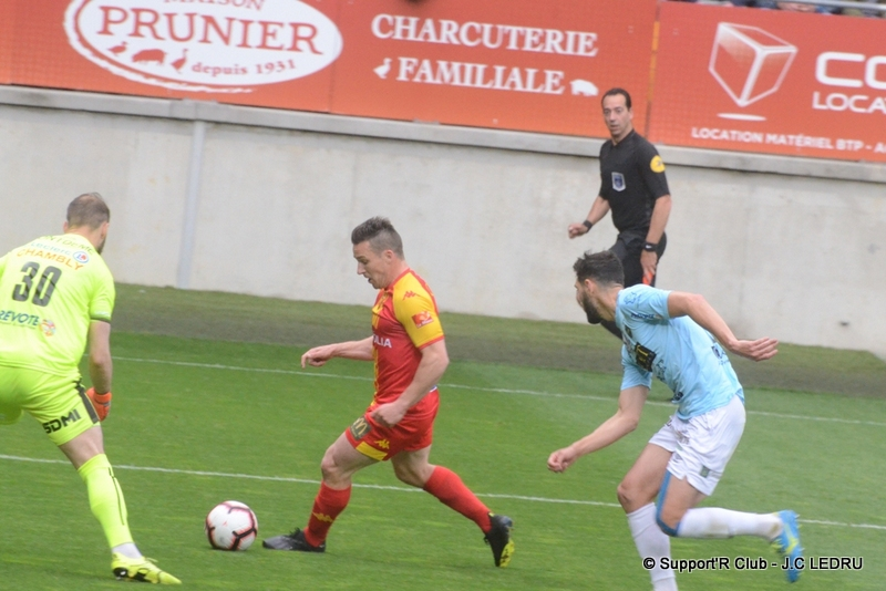 LE MANS FC CHAMBLY 30