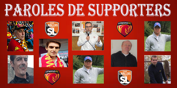Slyder paroles de supporters
