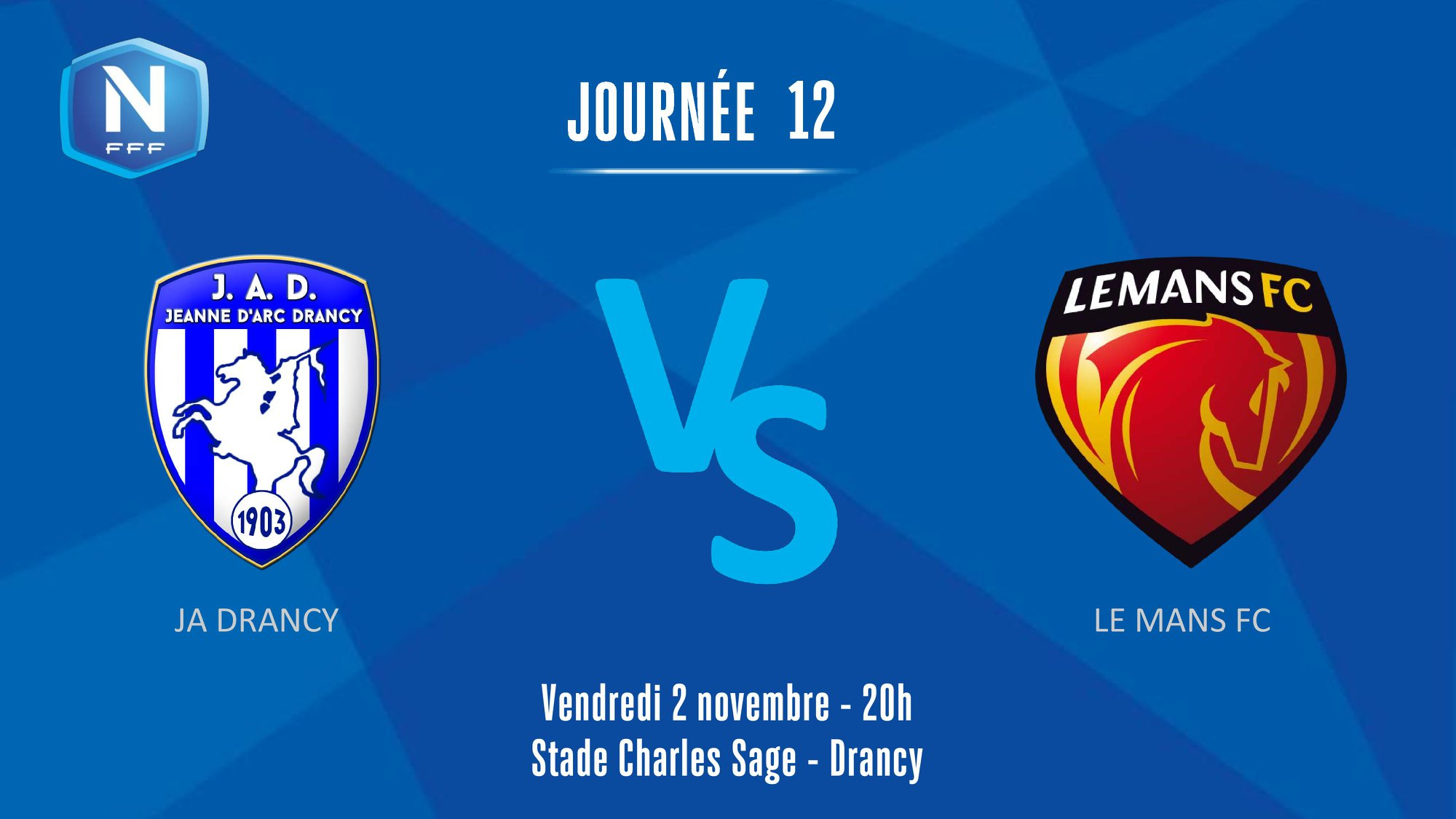 drancy lemans video